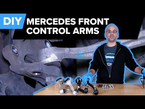 Mercedes Control Arm Replacement (CLK 550, W203, W209 - Rein) | FCP Euro