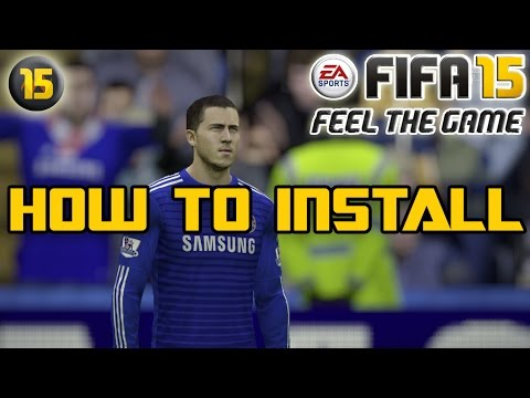 How to Install FIFA 15 Ultimate Team Edition CPY