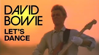 David Bowie - Let's Dance (Official Video)