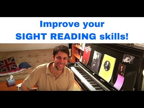 How to improve your sight reading skills - Beginner to advanced