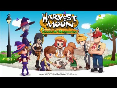 Save File Year 4 Giveaway : Harvest Moon Seed of Memories