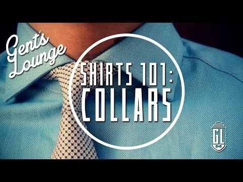 4 Collars Every Guy Should Know || Gent's Lounge
