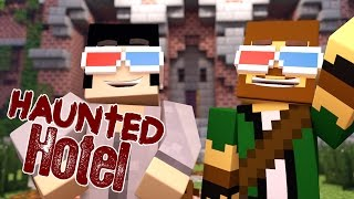 Haunted Hotel MOVIE! WHO KILLED GIZZY AND MINI?! | Minecraft Roleplay