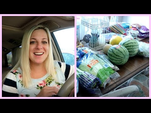 Welcoming The Grind- Grocery Haul