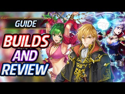 Ares, Ishtar & Lene Builds & Review: Genealogy Banner Review - Fire Emblem Heroes Guide