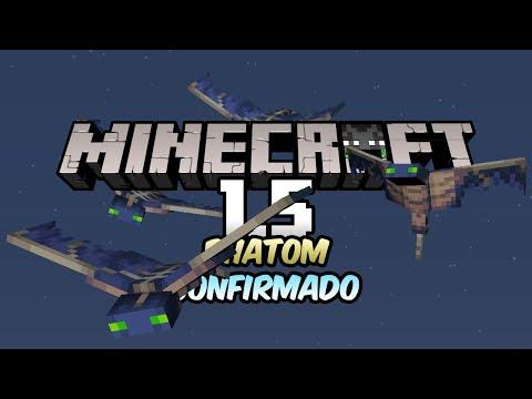 PHANTOMS CONFIRMADOS! (CON PRUEBAS) | Noticias Minecraft 1.5 (BEDROCK & PE)