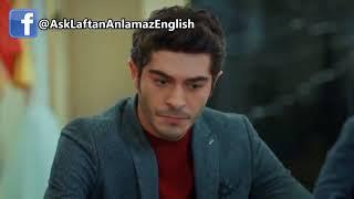 Ask Laftan Anlamaz - Episode 12- Part 18 - English Subtitles