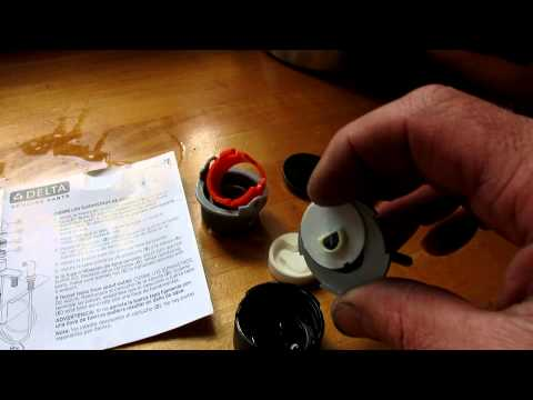 Fix that Leaky Delta Faucet FREE and EASY
