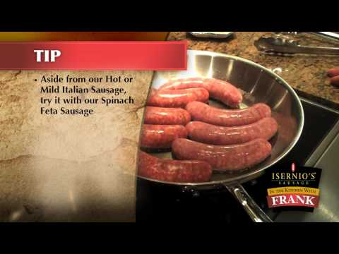 Sausage & Peppers Recipe