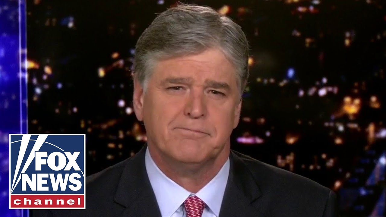 Sean Hannity: Biden's performance as president becoming 'worrisome'