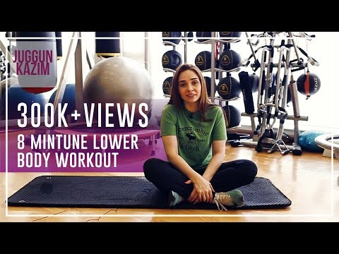 Juggun Kazim | Tone up Lower Body | Inside the Gym | Essential Exercise Tips | Fitness