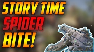 Download STORY TIME: The Time I Was BITTEN By A SPIDER!! Video