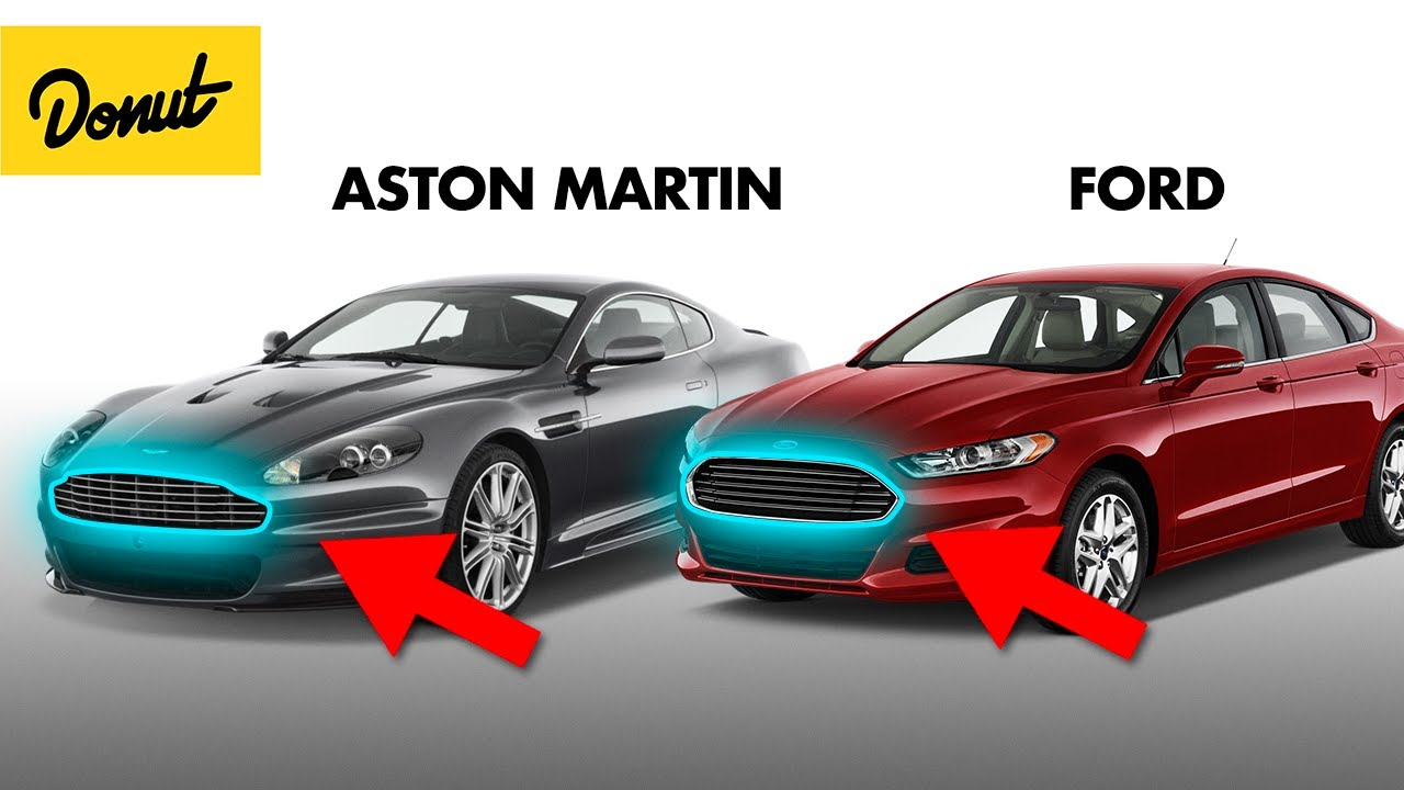 How Aston Martin Learned to Never Trust Ford