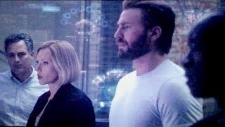 Download NEW Avengers Endgame FOOTAGE - Description Breakdown Video