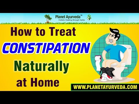 How to Treat Constipation Naturally at Home