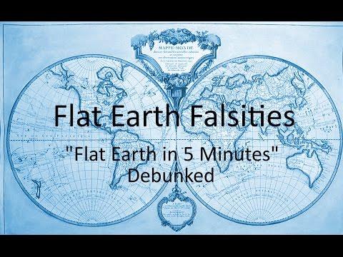 Flat Earth Falsities -