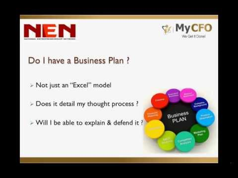 NEN Webinar #74 - 5 key points to remember before seeking funding