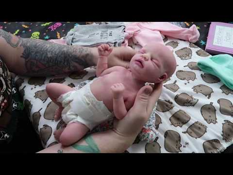 Silicone Full Body Baby Doll - Haul For Silicone Baby & Changing Silicone Baby