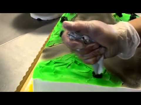 How to make cake Simply Mickey Mouse Cake Decorating Video NEW HD