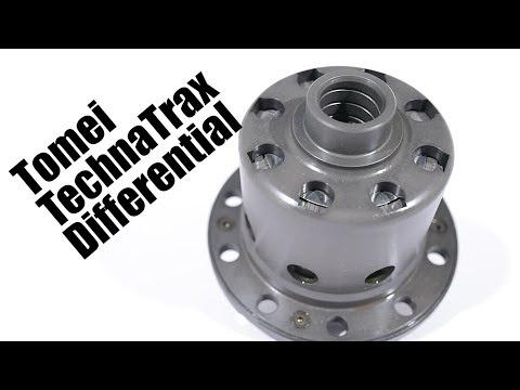 Tomei TechnaTrax Differential for 350z & 370z