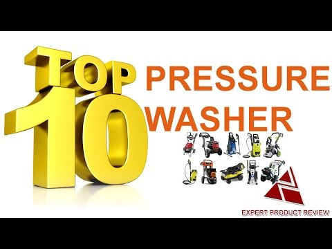 Best Pressure Washer 2017 | Top 10 Pressure Washer | Pressure Washer Buying Guide