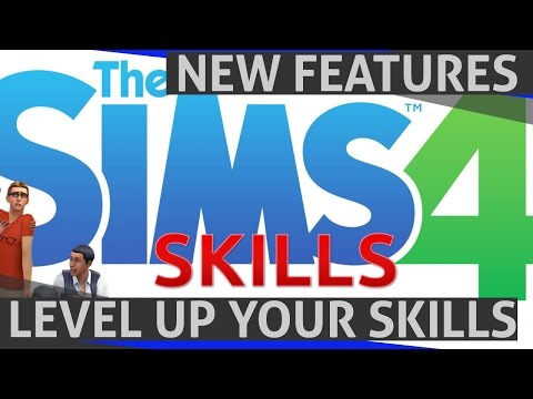 SIMS 4 New Features - Fast skill Level up