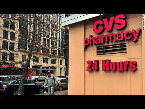CVS Will Limit Opiod Prescriptions To 7 Days