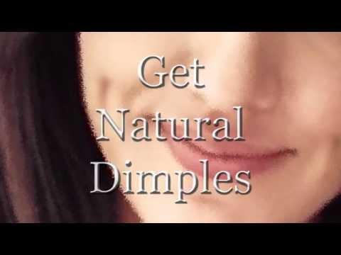 Get Natural Dimples (Subliminal)
