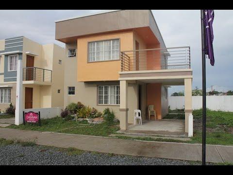 Masaito Homes -Parkinfina Dannah House for Sale near Cavitex and SM MOA