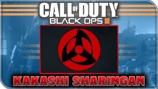 Call Of Duty Black Ops 3 Sasuke Mangekyou Sharingan Emblem