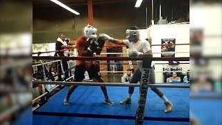 ANDRE WARD LEAKS SPARRING VIDEO! IS THE FORMER CHAMPION COMING BACK?