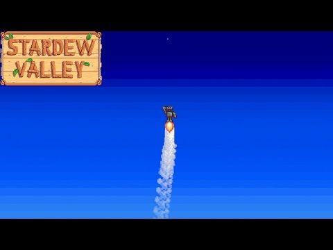 Stardew Valley - Heart Events and Mermaids - 62