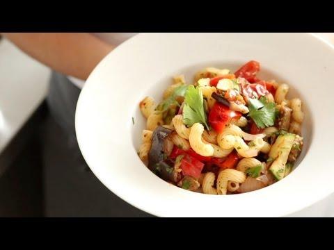 Grilled Ratatouille Pasta | Everyday Food with Sarah Carey