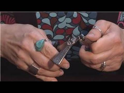 Jewelry Making With Household Items : How to Make Jewelry From Silverware