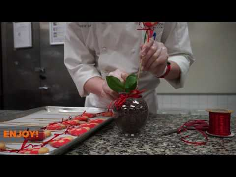 Inside ICC: Valentine's Day Cookies with Chef Jurgen David
