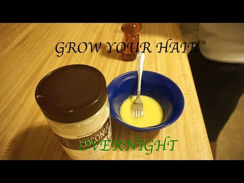 HOW TO: GROW YOUR HAIR OUT OVERNIGHT W/ SHORT HAIR FOR MEN & WOMEN!!