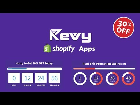 Countdown Timer by Revy - Welcome Video