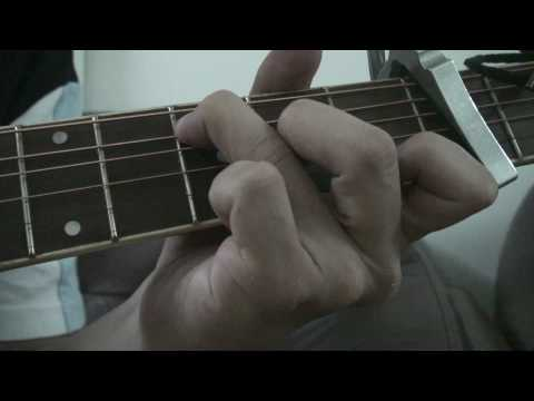 Enya Wild Child on Guitar