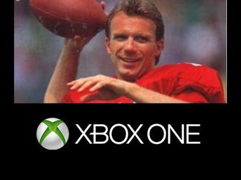 Joe Montana Football 16 May Be Xbox One Exclusive