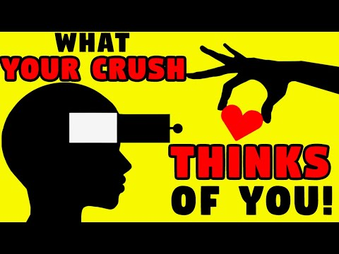 WHAT DOES YOUR CRUSH THINK OF YOU? Love Personality Test | Mister Test