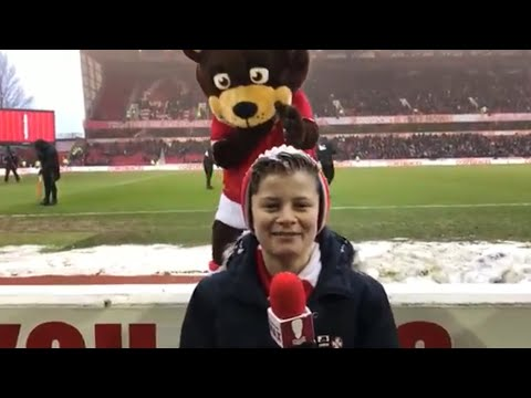 Nottingham Forest v Birmingham | Victory Over The Beast From The East And The Blues From Birmingham!