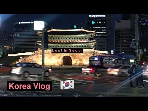 First time in Seoul: Korea Vlog: Travel Diary (Hongdae, Myeongdong, Gangnam)