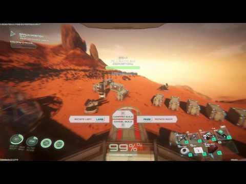 Osiris: New Dawn - Gas tank build menu bug
