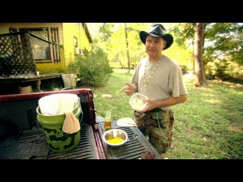 How to Make Turtleman's Turtle Wax | Call of the Wildman