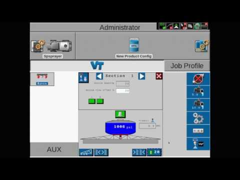 AIM Command FLEX: Flow Offsets on the Viper 4 display