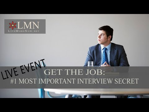 Best Practices: #1 Most important job interview tip!