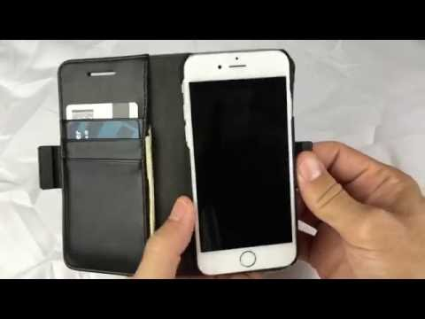 Best Magnet Wallet Case for iPhone 6 & 6s | Review- Check this One Out!!!