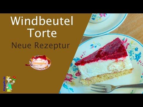 Windbeutel Torte (Neue Rezeptur)