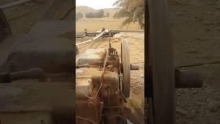 اقدم ماكينه رى فى السعوديه تسحب المياه من بئر 40 متر شاهد بنفسك واشترك بالقناه ليصلك ما هو جديد 👇