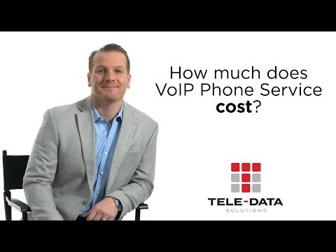 How much does VoIP Phone service cost?
